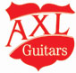AXL AE-820-MS Badwater Semi-Hollowbody Electric Guitar w/ EMG Pickups Matte Sunburst