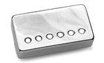 "Seymour Duncan Trembucker Humbucker Pickup Cover - Nickel 2 3/32"" Hole Spacing"