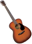 "Blueridge BR-43AS Acoustic Guitar Contemporary Series ""000"" Style w/ Hard Case"
