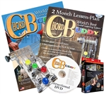 Chord Buddy Guitar Teaching Learning System Practice Aid w/ DVD & Book - PLAY INSTANTLY