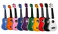 Diamond Head DU-100 Series Maple Body Painted Ukulele Uke w/ Gig Bag - 11 Colors!
