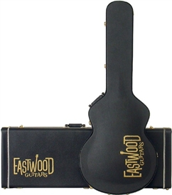 Eastwood Hardshell Plush Lined Electric Guitar, Bass, Archtop Guitar Case