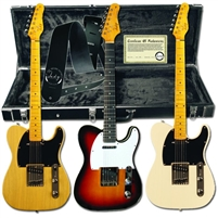 Indiana ICLE-T Indy Custom Limited Edition Solid Body Single Cutaway Tele Style Electric Guitar