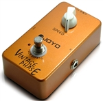 JOYO JF-06 Vintage Phase Phaser Guitar Effects Pedal FX Stompbox True Bypass