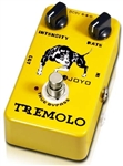 JOYO JF-09 Tremolo Guitar Effects Pedal FX Stompbox