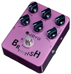 JOYO JF-16 British Sound Guitar Effects Pedal FX Stompbox