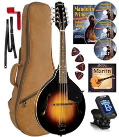 Kentucky km 150 standard black a model all solid mandolin package a kentucky km 150 standard black a model all solid mandolin package a style kit combo solutioingenieria Image collections