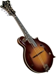 Kentucky KM-1500 Master Model All Solid Adirondack Top F-Style Mandolin - Nitrocellulose Lacquer