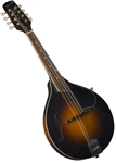 Kentucky KM-250 Artist A-Style Mandolin - All-Solid Sunburst. Free setup and shipping!