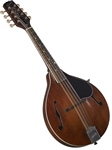 Kentucky KM-256 Artist A-Style Mandolin All-Solid Vintage Brown Nitrocellulose Finish