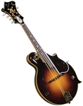 Kentucky KM-5000 Bill Monroe Master Model All Solid Adirondack Top F-Style Mandolin - Spirit Varnish