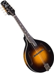 Kentucky KM-900 Deluxe All Solid Master Model A-Style Mandolin with Hard Case