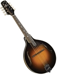 Kentucky KM-950 Deluxe All Solid Master Model A-Style Mandolin with Hard Case