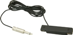 Lace California Acoustic Guitar Soundhole Pickup - Male Jack 12ft Cable