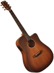 Morgan Monroe Creekside Apprentice MDC-1CEB Acoustic/Electric Gutiar