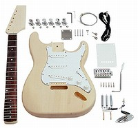Build your own acoustic guitar electric guitar bass guitar saga do it yourself s style st 10 build your own strat guitar kit solutioingenieria Images