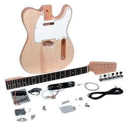 Build your own acoustic guitar electric guitar bass guitar saga do it yourself t style tc 10 build your own tele guitar kit solutioingenieria Images