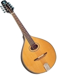 Trinity College TM-325 All-Solid Octave Mandolin w/ Hard Case