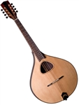 Trinity College TM-625 All-Solid Celtic Octave Mandolin w/ Hard Case